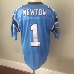 NFL Carolina Panthers Jersey-Size 54 XXXL